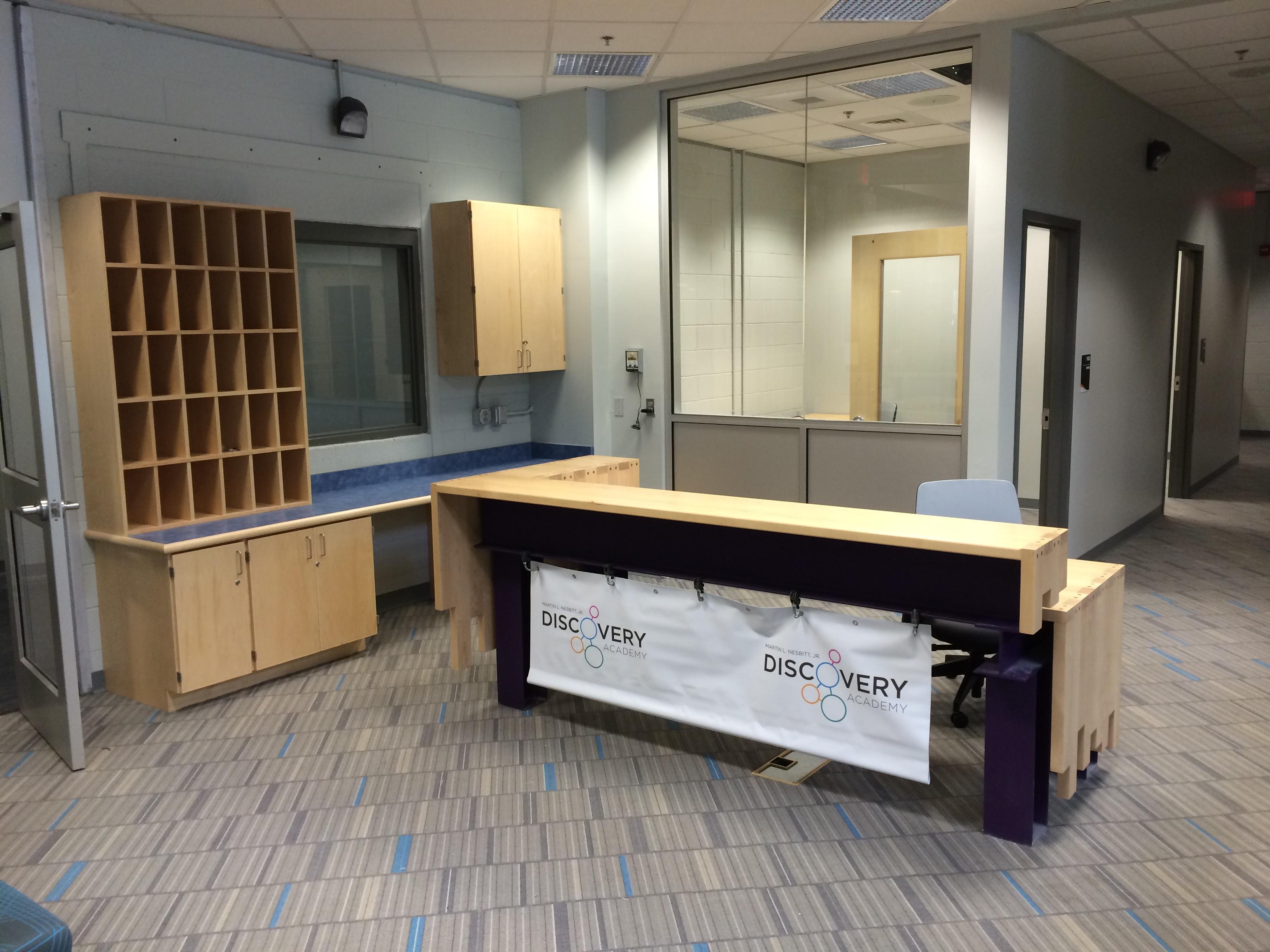 Stem High School Renovations