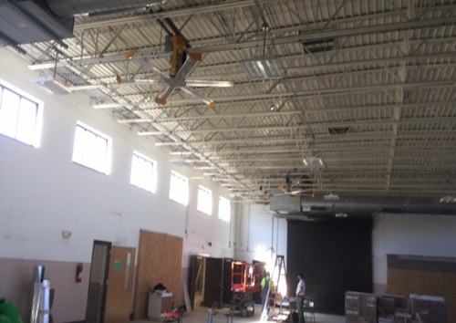 Concord Nc National Guard Readiness Building Renovations