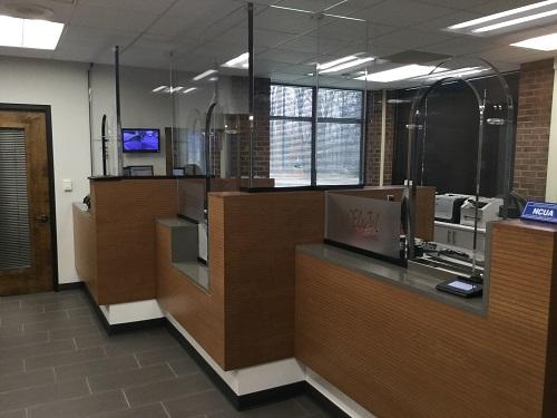 Pemc Credit Union Renovation