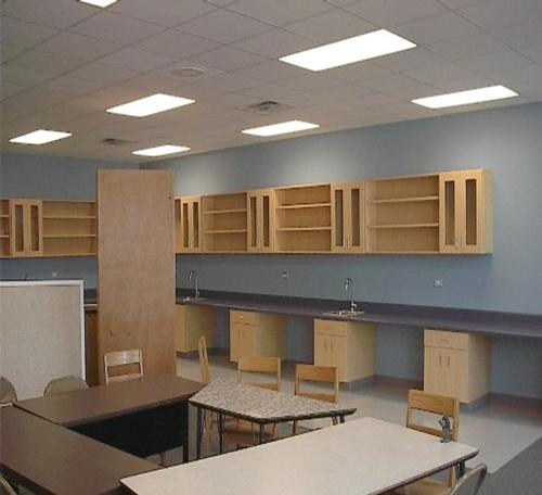 Woodlawn Middle School Renovations