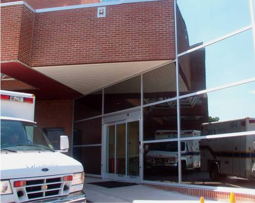Iredell Memorial Hospital Emergency Room Addition